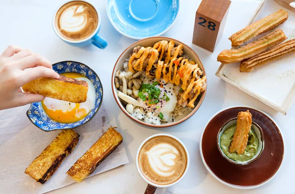 Cafe in Sunway Geo Avenue: Food by Fat Cat