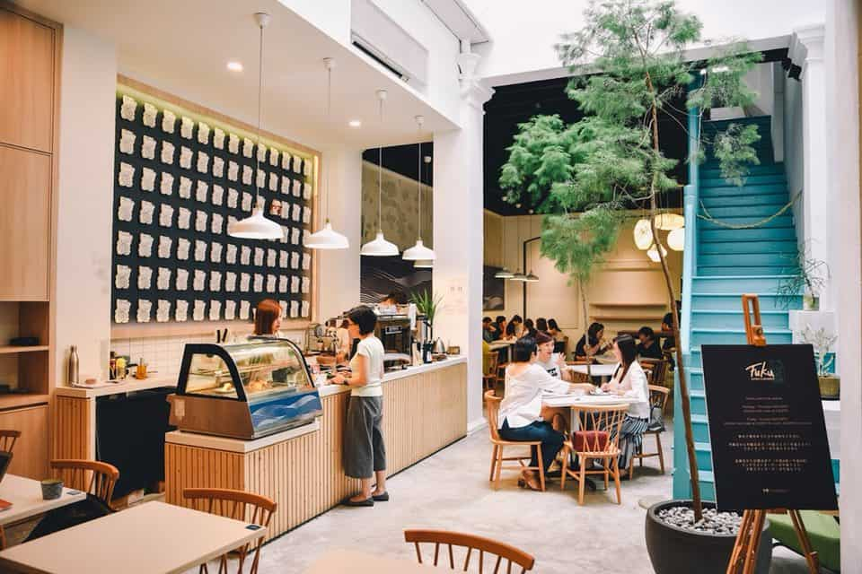 Cafe in Penang Island: Fuku Eatery and Desserts