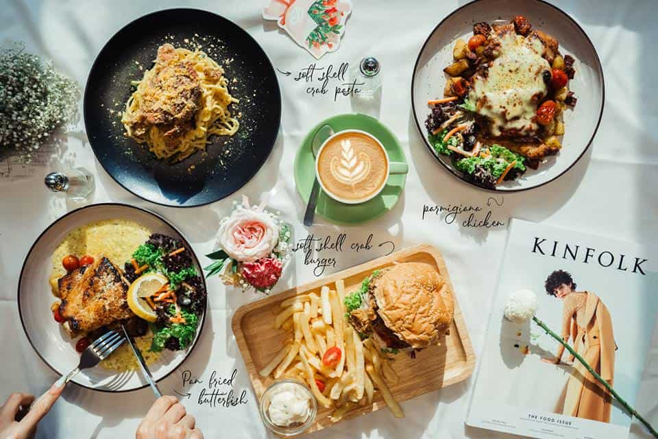 Cafe in Petaling Jaya: Happ Cafe