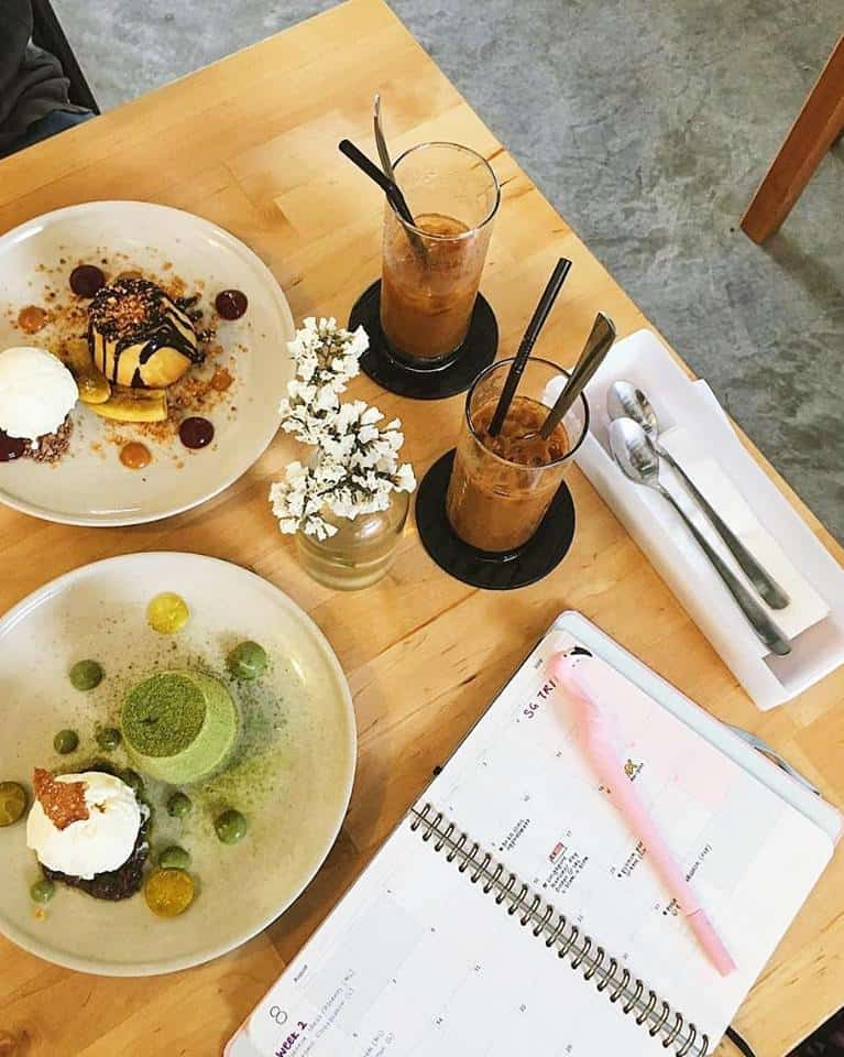 Cafes in Sunway: Softcore Molten Cake Co.