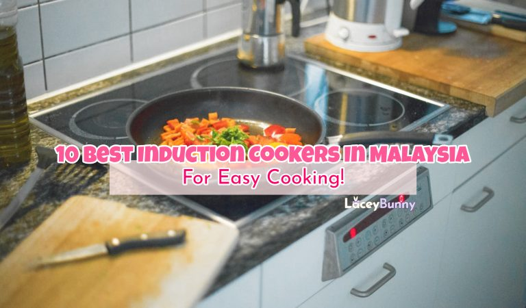 10 Best Induction Cookers In Malaysia For Easy Cooking!