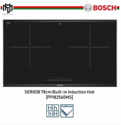 Bosch Series 8 Built-in Induction Cooker Malaysia