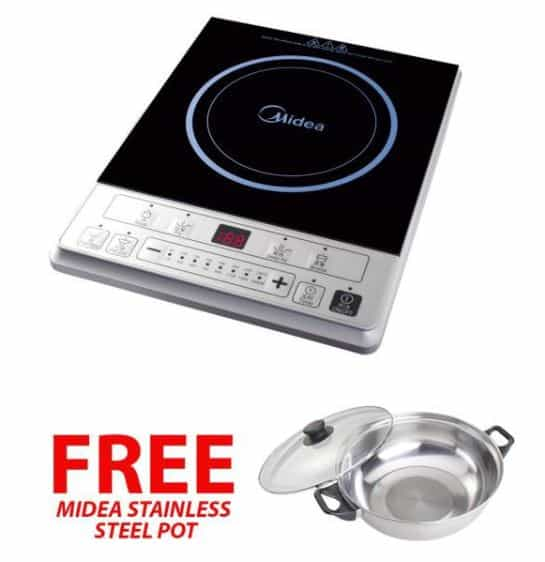 MIDEA C16SKY1613 Induction Cooker Malaysia