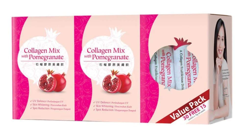 Collagen Drink in Malaysia