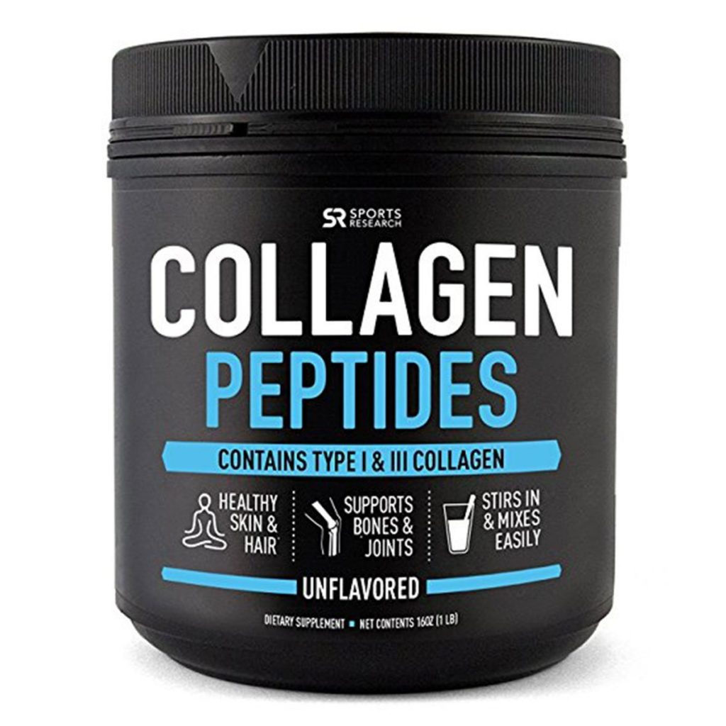 Sports Research Collagen Peptides Malaysia
