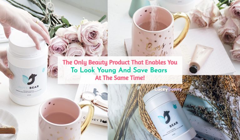 The Only Beauty Product That Enables You To Look Young And Save Bears At The Same Time!