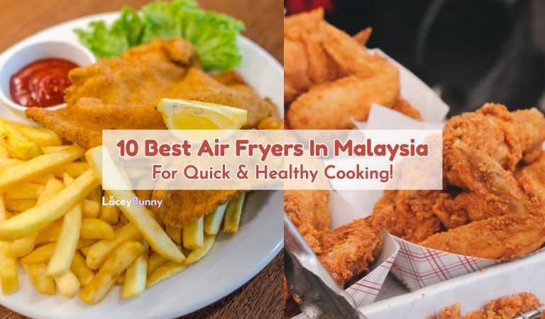 10 Best Air Fryers In Malaysia For Quick & Healthy Cooking!