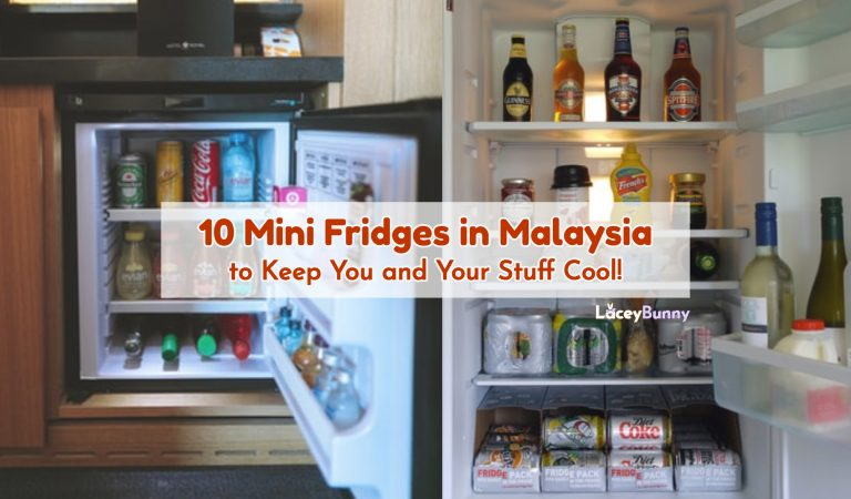 10 Mini Fridges in Malaysia to Keep You and Your Stuff Cool!