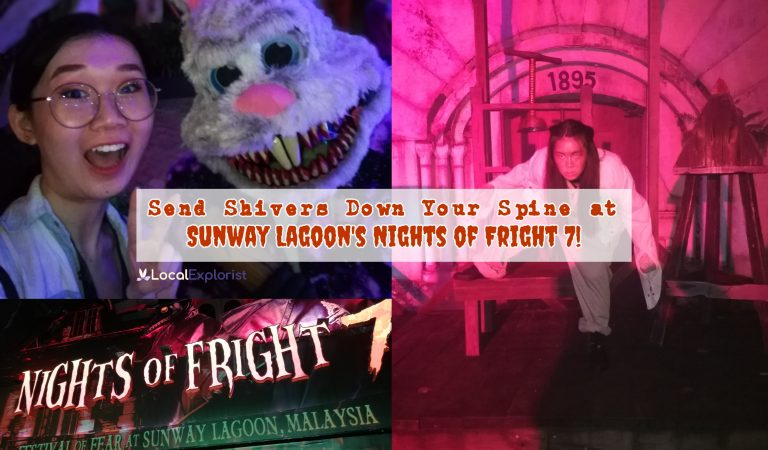 Send Shivers Down Your Spine at Sunway Lagoon's Nights of Fright 7!