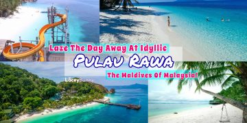 Laze The Day Away At Idyllic Pulau Rawa, The Maldives Of Malaysia