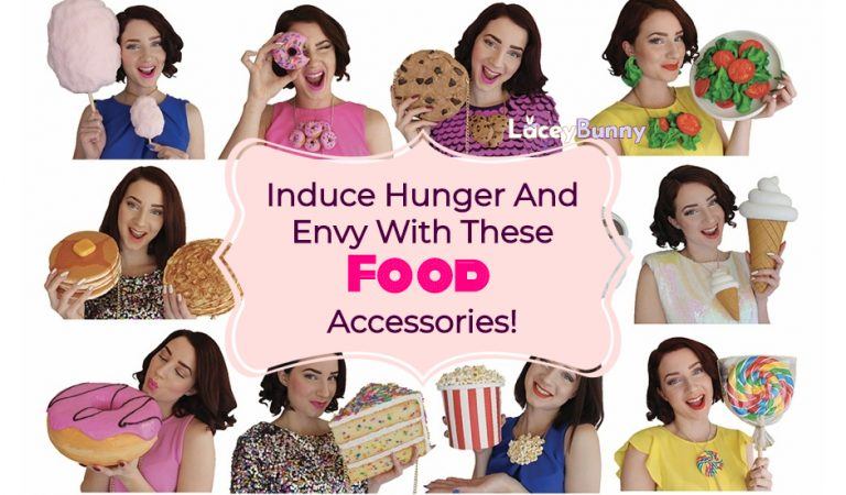 Induce Hunger And Envy With These Food Accessories!