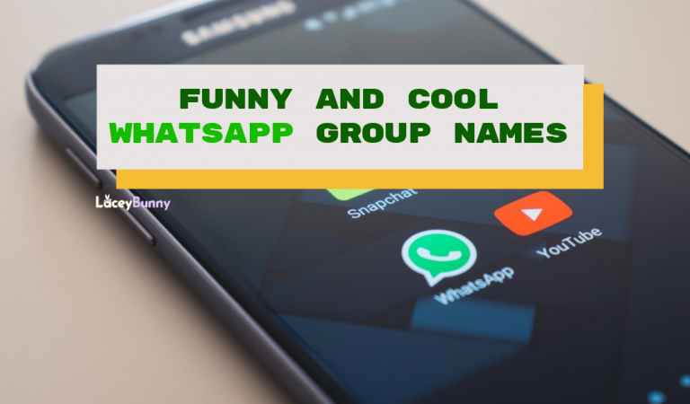 Cool And Funny WhatsApp Group Names To Liven Up Your Group Chat!