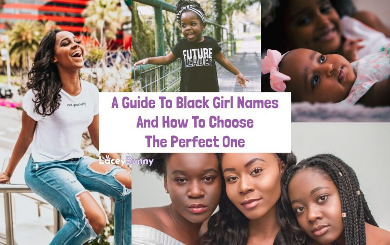 A Guide To Black Girl Names And How To Choose The Perfect One