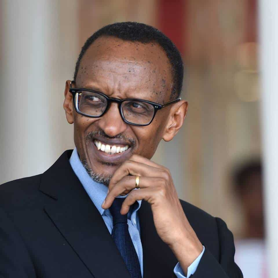 African Boy Name - Paul Kagame