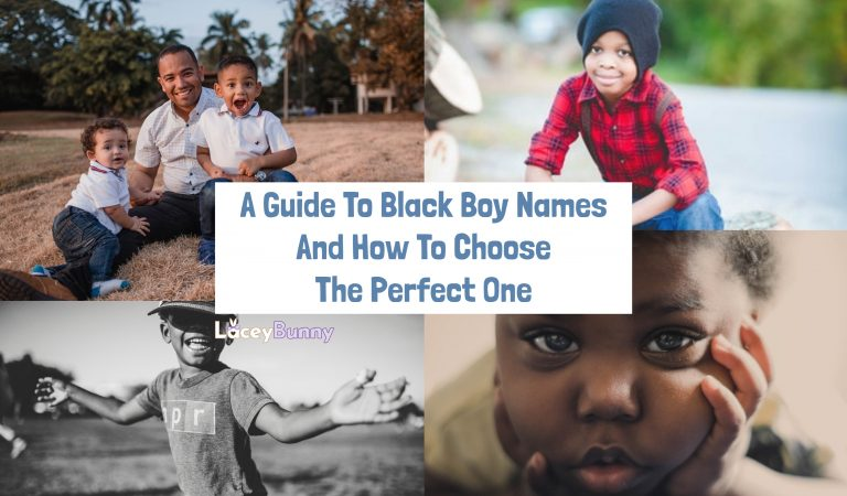 A Guide To Black Boy Names And How To Choose The Perfect One