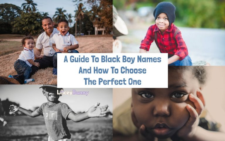 Black Boy Names