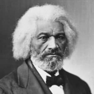 American Black Boy Name - Frederick Douglass