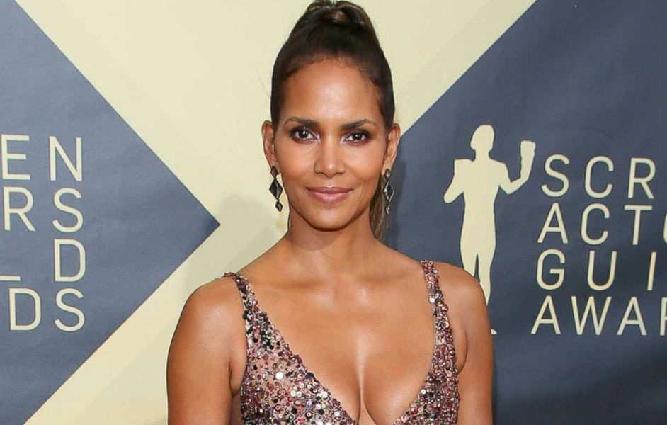 American Black Girl Names - Halle Berry
