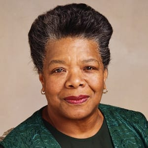 American Black Girl Name - Maya Angelou