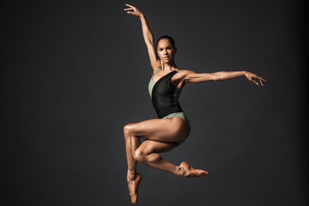 American Black Girl Name - Misty Copeland