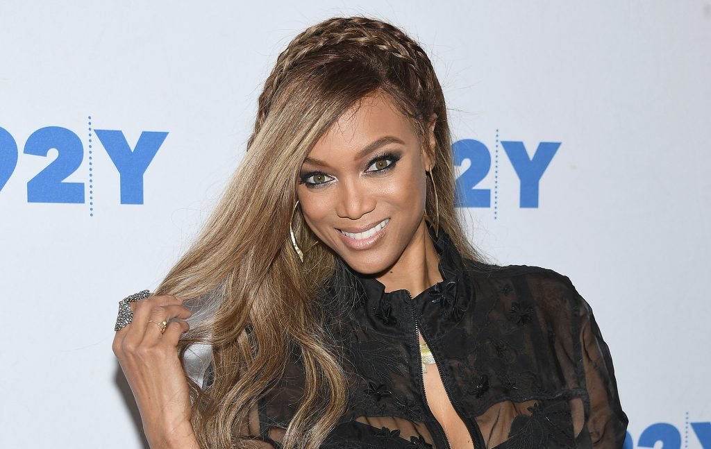 American Black Girl Name - Tyra Banks