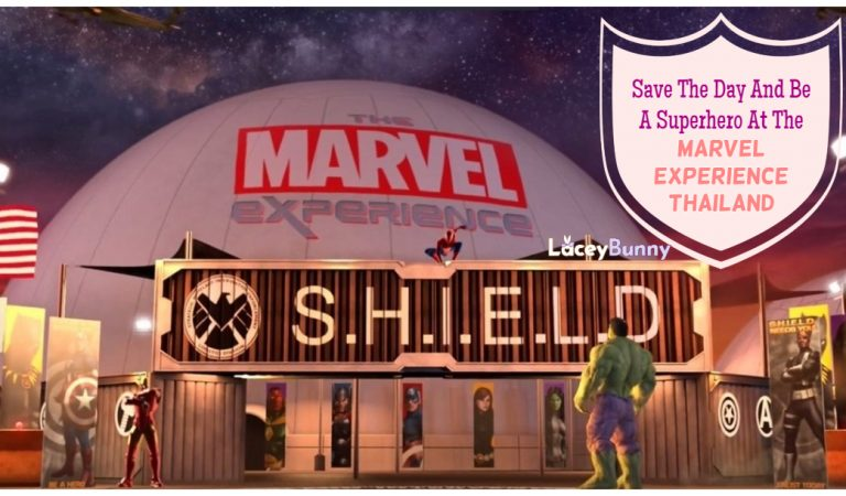 Save The Day And Be A Superhero At Thailand's Marvel Experience!