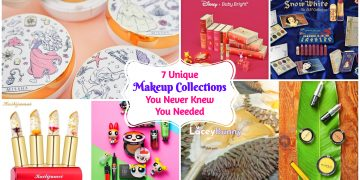 Unique Makeup Collections