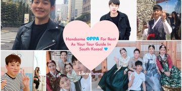 Handsome Oppas For Rent As Your Tour Guide In South Korea!