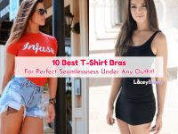 best t shirt bra