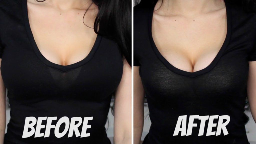 Boobs Hacks - Before and After